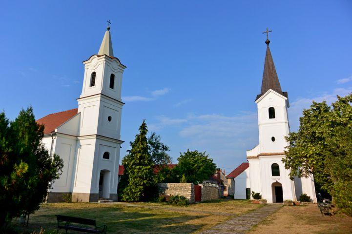 evangelikus és Szent Kereszt felmagasztalása templom