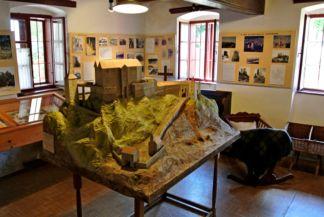 helytörténeti gyűjtemény, első szoba