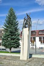 1956-os emlékmű, avagy a Gólem-szobor
