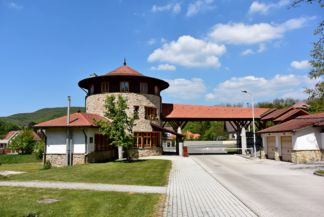 Pázmány Péter Katolikus Egyetem, kollégium, portás épület
