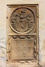 latin nyelvű tábla