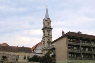 a Szent György-templom tornya