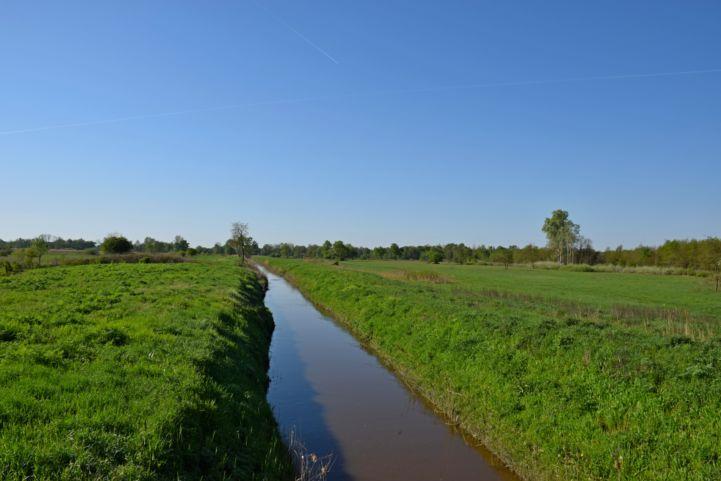 a Principális-csatorna Zsigárdmajor és Palin között