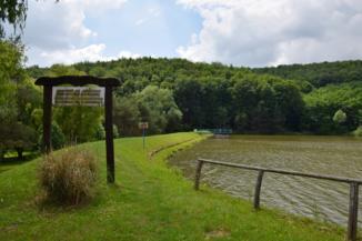 Kistolmácsi-tó déli vége