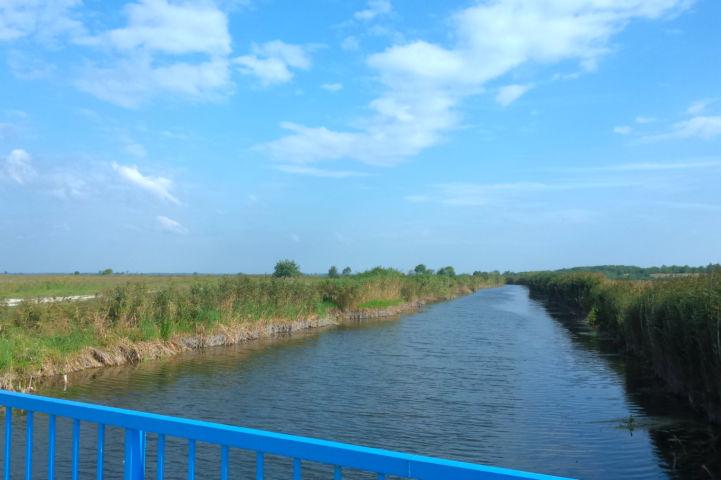 a 30-as csatorna nevű patak