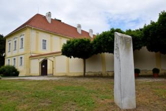 Andrássy-Szapáry-kastély Szécsiszigeten