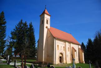 Szent Péter apostol-templom, Őriszentpéter