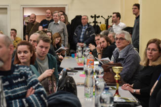 Megtelt a terem a 2019-es Cartographia Kupa díjátadójára