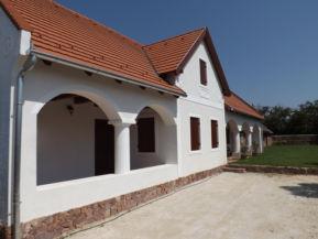 jellegzetes ház