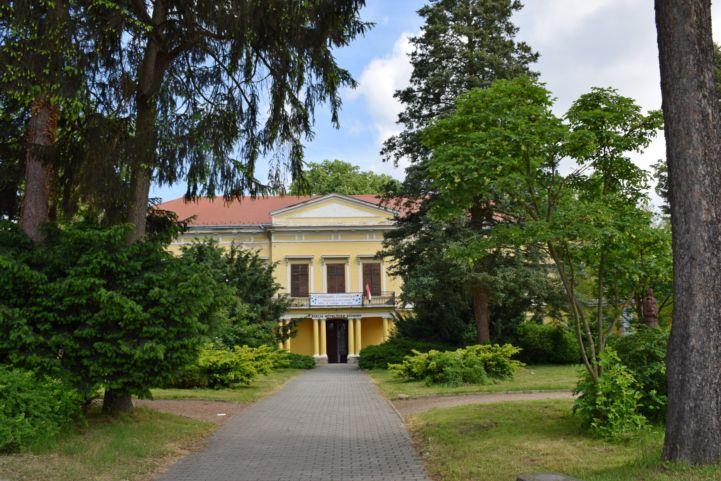 Szapáry-Andrássy-kastély Letenyén
