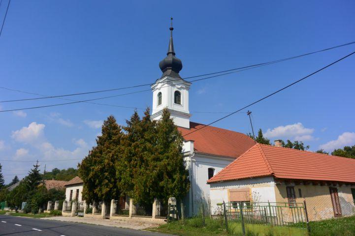 Vértesdobozi Missziói egyházközség temploma