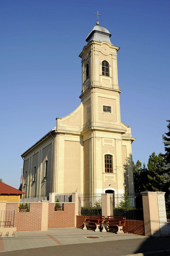Szűz Mária mennybevétele-templom