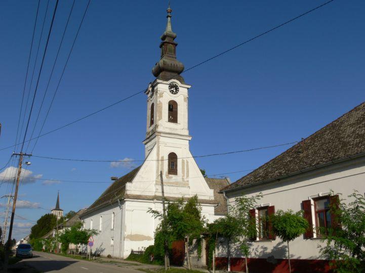 Szeremlei Református Egyházközség temploma