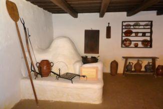 régi halászati eszközök a Halászcéh házában