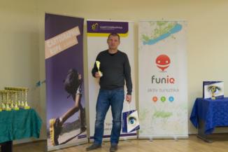 Oláh Attila, a 2017-es Cartographia Kupa fotópályázat I. helyezettje