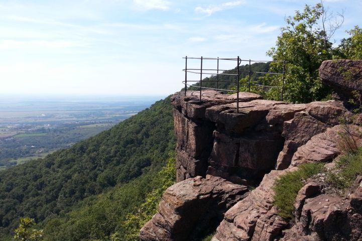 A Jakab-hegyi Zsongor-kő kilátó