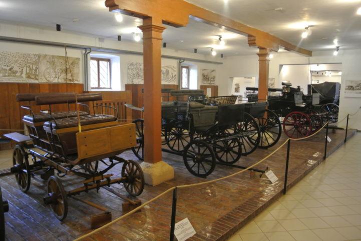 Közlekedési Múzeum Kocsimúzeuma