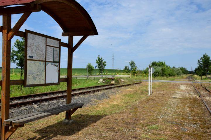 Lentiszombathely-Mumor vasútállomás