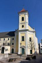 Ferences templom és Szent Mihály kolostor