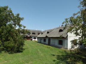 Kővágóörsi jellegzetes ház