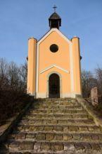 Kápolna a Kálvária-hegyen