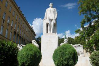Klebelsberg Kuno-szobor
