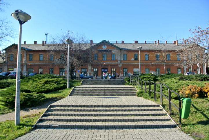 Kelenföld railway station