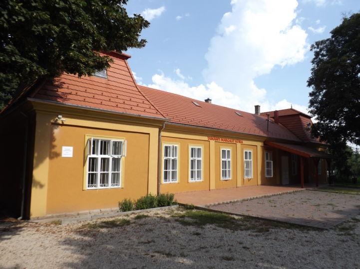 Tamássy-Margalit kúria