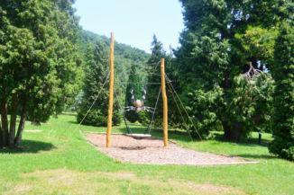 játszótér a Folly Arborétumban