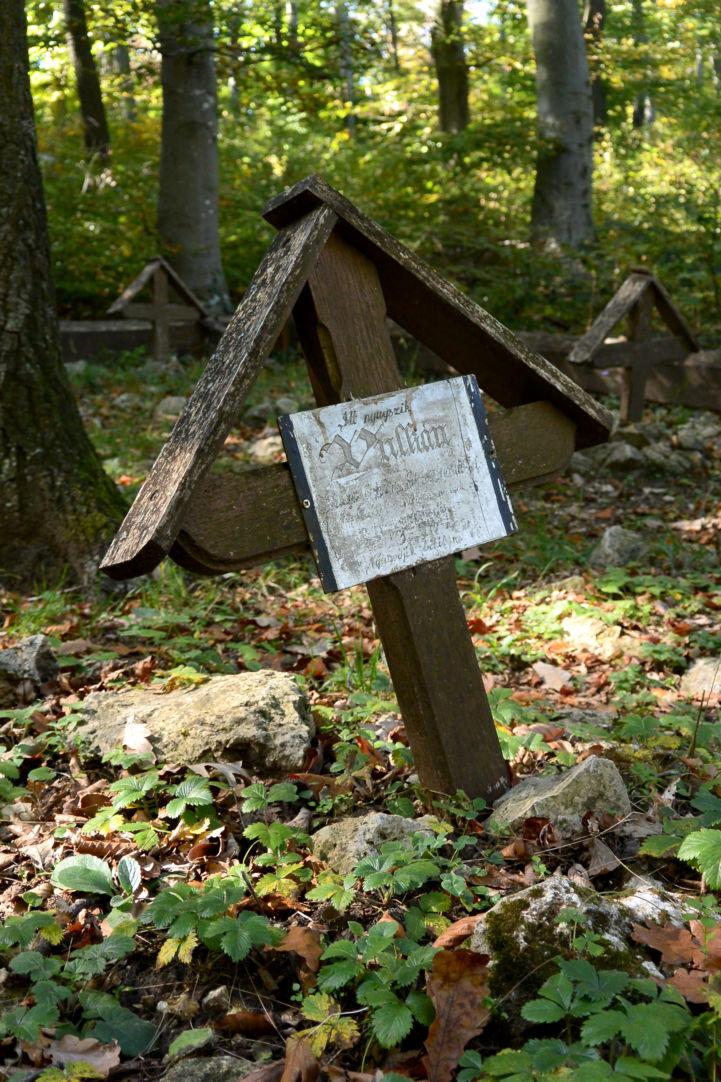 a legkorábbi sír Vulkán őrnagyé