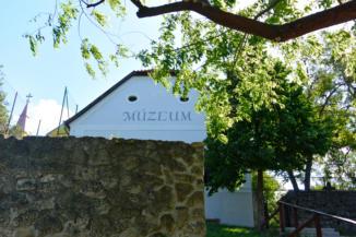 Városi Múzeum épülete Tapolcán