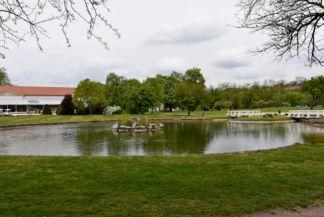 Máriavölgy Pannónia Golf és country club parkja
