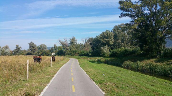 Által-ér völgyi kerékpárút