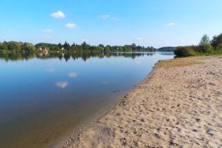 a Ráckevei-Duna Makádnál