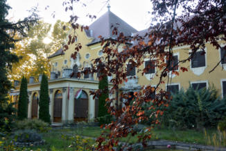Festetics (II.) Tasziló-kastély Balatongyörökön