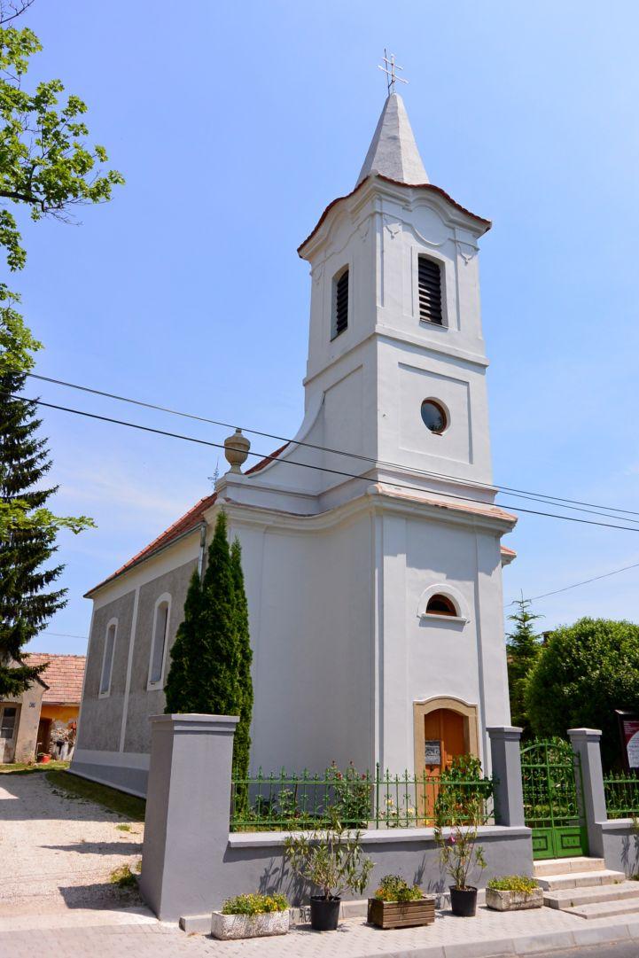 1836-ban épült Szent Márton templom