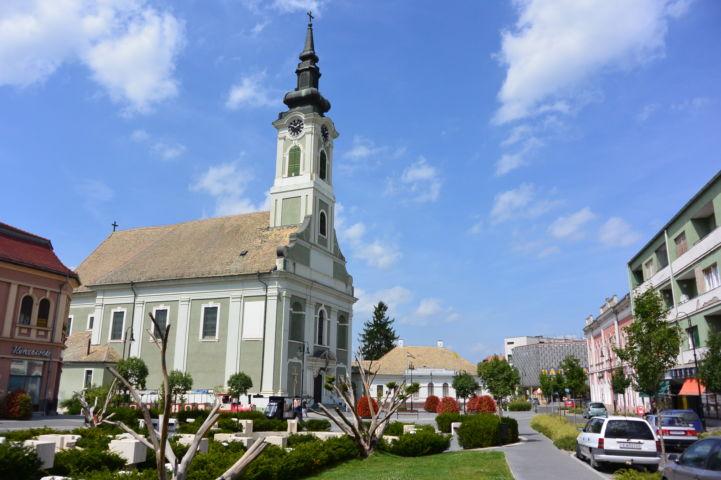 Belvárosi Szent Péter és Szent Pál apostolok-templom
