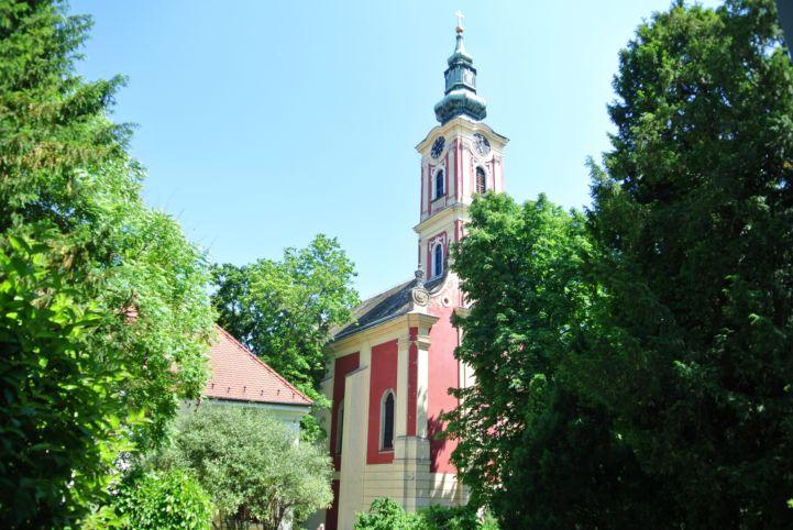 Belgrád székesegyház
