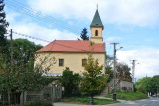 Szent Kereszt felmagasztalása-templom