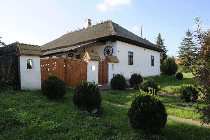 a község egyik legrégebbi háza